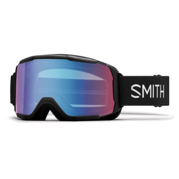 gogle smith daredevil black blue sensor mirror 2020