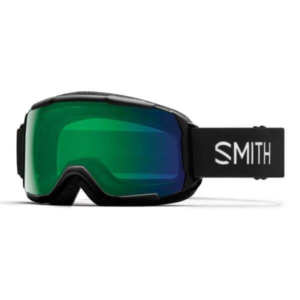 gogle smith grom black chromapop everyday green mirror 2020