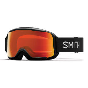 gogle smith grom black chromapop everyday red mirror 2020
