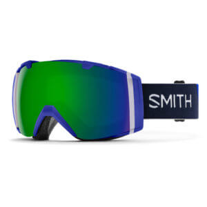 gogle smith i o klein blue chromapop sun green mirror 2020