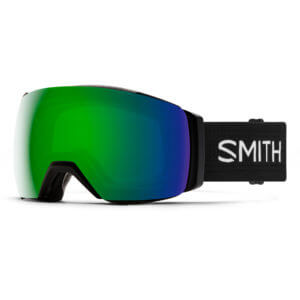 gogle smith i o mag xl black chromapop sun green mirror 2020