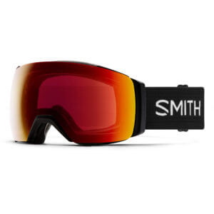 gogle smith i o mag xl black chromapop sun red mirror 2020