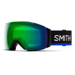 gogle smith i o mag xl smith the north face blue chromapop everyday green mirror 2020