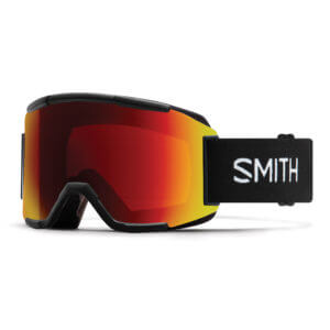 gogle smith squad black chromapop sun red mirror 2020