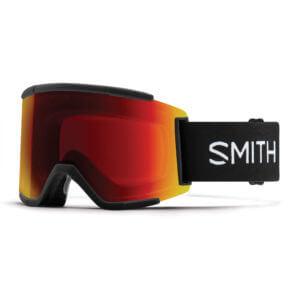 gogle smith squad xl black chromapop sun red mirror 2020