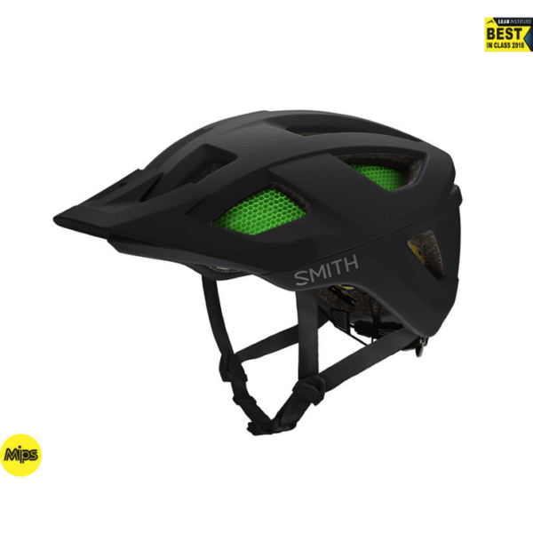 kask rowerowy Smith Session MIPS Matte Black