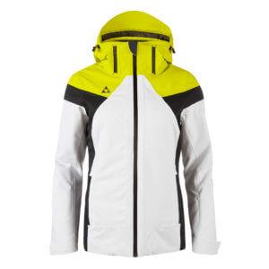 kurtka damska fischer spitze 2020 yellow