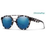 Okulary Smith Range Choco Tort Chromapop Blue Mirror