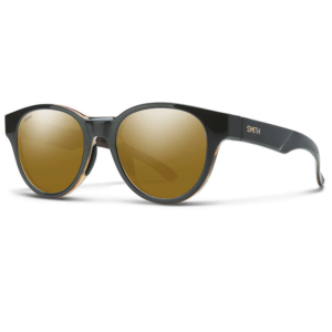 Okulary Smith Snare Gravy Tortoise Carbonic Polarized Bronze Mirror