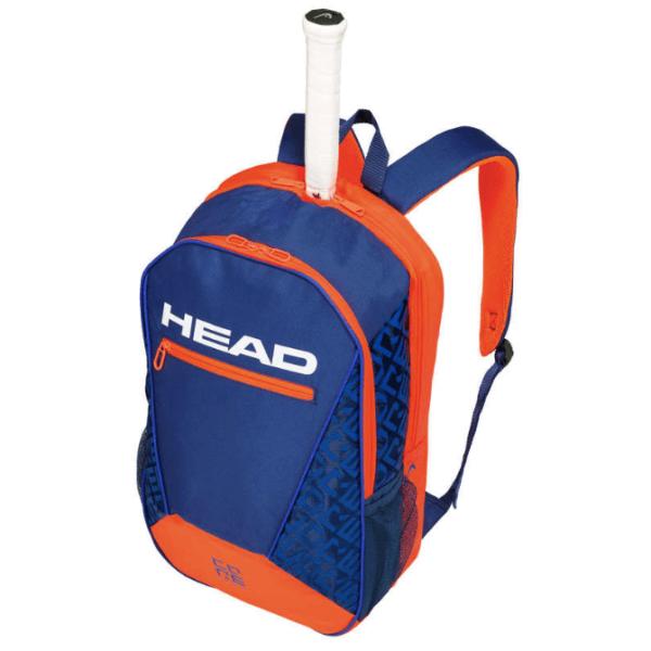 plecak head core blue orange