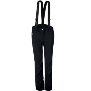 spodnie fischer fulpmes short black 2020