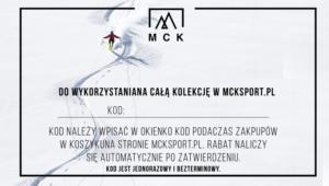 voucher MCK Sport