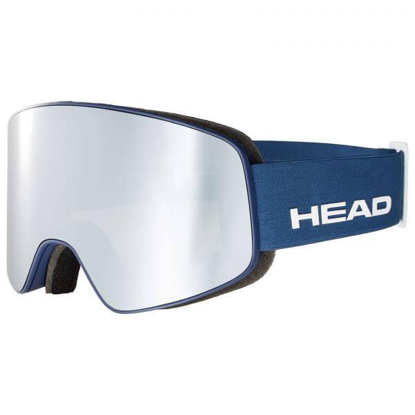 gogle head HORIZON FMR silver SpareLens 2020