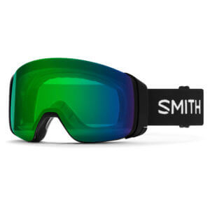 gogle smith 4d mag black chromapop everyday green mirror 2020