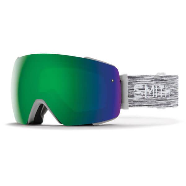 gogle smith i o mag cloudgrey chromapop sun green mirror 2020