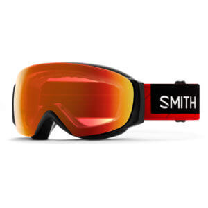 gogle smith i o mag s Smith x the north face red chromapop everyday red mirror 2020