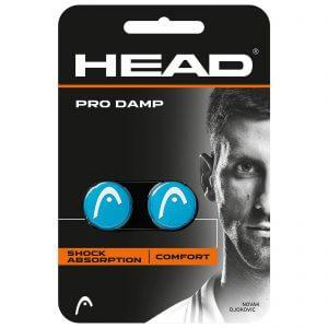 head tlumik pro damp niebieski