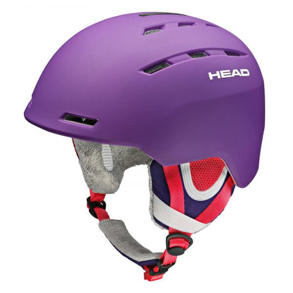 kask head valery purple 2017