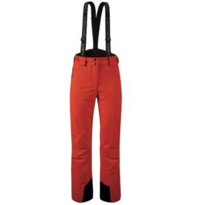 spodnie damskie fischer fulpmes 2020 red