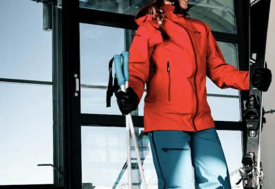 damskie kurtki narciarskie