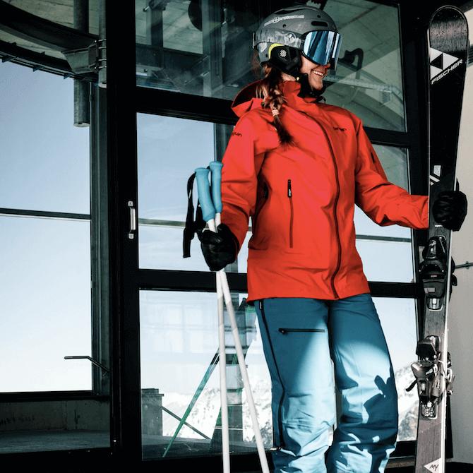 outlet kurtki narciarskie warszawa
