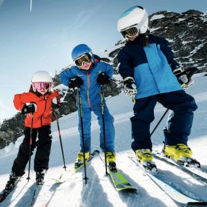 kurtki narciarskie dla dzieci