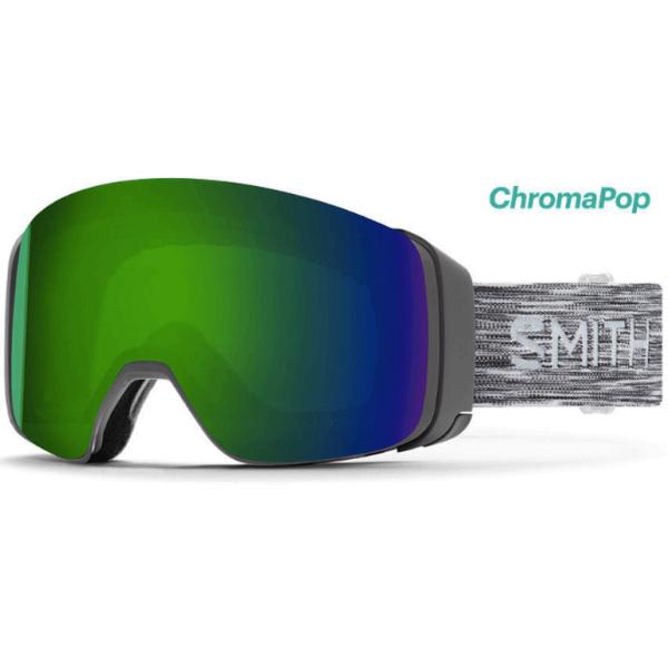 smith io 4d cloudgrey chromapop sun green