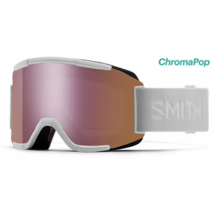 smith squad white vapor photochromic rose flash