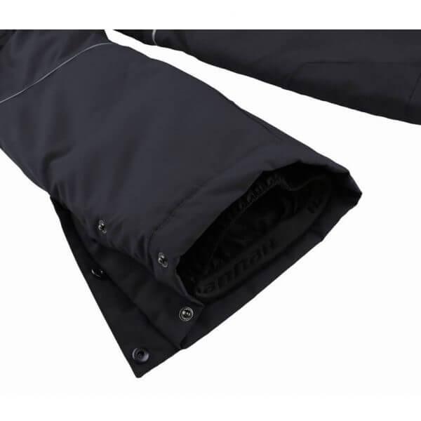 spodnie juniorskie hannah akita anthracite