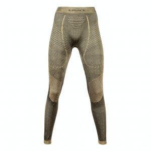 UYN-CASHMERE-SHINY-WOMAN-gold-spodnie_