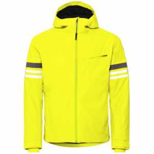 kurtka head timberline yellow