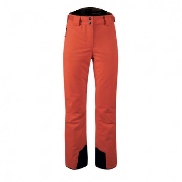 spodnie damskie fischer fulpmes 2020 fiery red