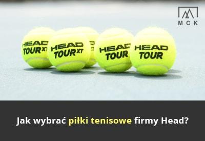 Piłki tenisowe HEAD