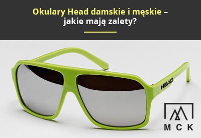 Okulary Head Damskie i Męskie