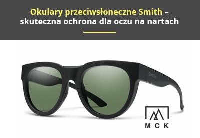 Okulary przeciwsłoneczne Smith