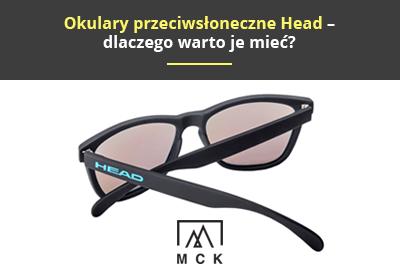 Okulary przeciwsłoneczne Head