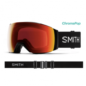 Smith IO MAG XL Black ChromaPop Photochromic Red Mirror + ChromaPop Sun Black 2019/20