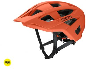 kask rowerowy smith venture MIPS matte red rock