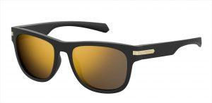 okulary polaroid pld 2065s matt black gold