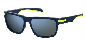 okulary polaroid pld 2066s matte blue