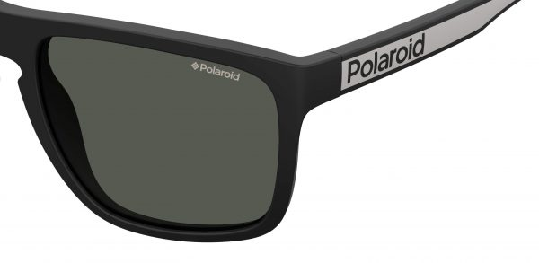 okulary polaroid pld 2079s matte black