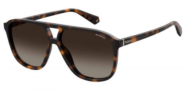 okulary polaroid pld 6097s dark havana