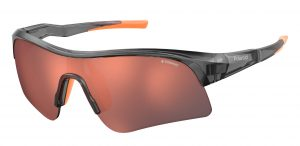 okulary polaroid pld 7024s grey orange