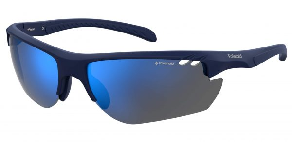 okulary polaroid pld 7026s matt blue