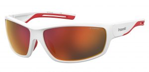 okulary polaroid pld 7029s white red 3