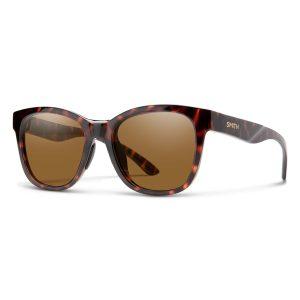 okulary smith caper tortoise polarized brown 20104208653SP