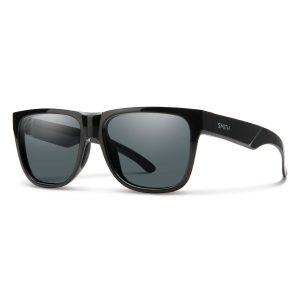 okulary smith lowdown 2 black polarized gray 20094180756M9