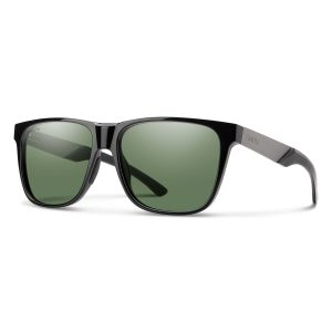 okulary smith lowdown steel xl black chromapop polarized gray green 20230180759L7
