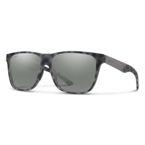 okulary smith lowdown steel xl matte ash tortoise chromapop platinum 202301HLA59XB