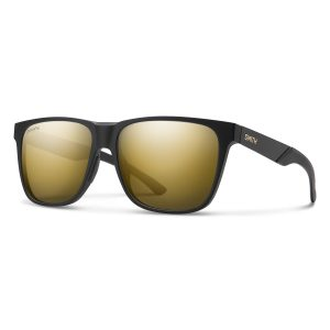 okulary smith lowdown steel xl matte black gold chromapop polarized black gold 2023010NZ59HN